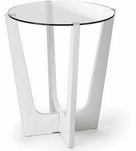 Couchtisch Weiß Klein : design beistelltisch couchtisch tisch rund wei lack ~ Watch28wear.com Haus und Dekorationen
