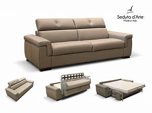 Italian sofa bed modern sofa beds ny italian furniture nyc for Sofa bed italian design
