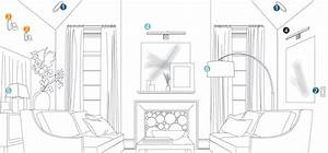 How To Light A Room Lighting Planning By Room At