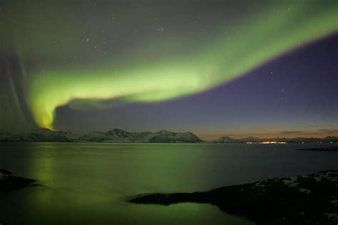 norvege aurores boreales