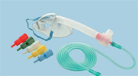 Venturi Variable Concentration Oxygen Mask