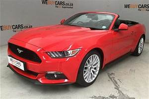 Ford Mustang Mustang 2.3T convertible auto for sale in Gauteng | Auto Mart