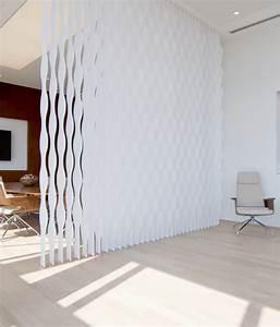 Rideaux Lamelles Verticales : rideaux bandes verticales de silent gliss silent gliss ~ Premium-room.com Idées de Décoration