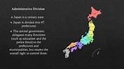 JAPAN Administrative Division v Japan is a
