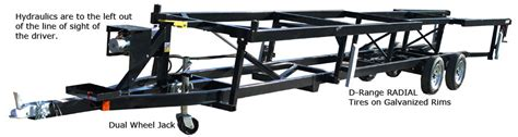 Boat Trailer Axle Lift by Heavy Duty Dealer Use Pontoon Trailers