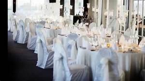 Décoration Salle Mariage : decoration salle mariage luxe youtube ~ Melissatoandfro.com Idées de Décoration