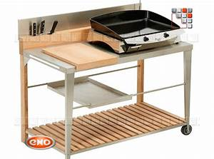Meuble Pour Plancha : meuble pour plancha exterieur digpres ~ Melissatoandfro.com Idées de Décoration