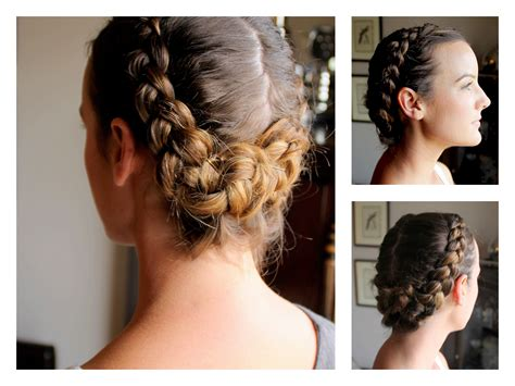 two french braids hairstyles fade haircut