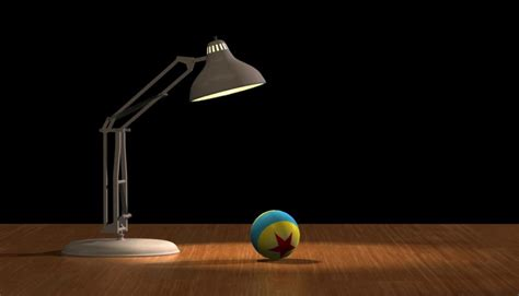 Luxo Jr L by The Legend Of Lasseter And The Pixar Luxo L And