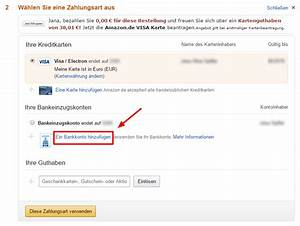 Amazon Mit Rechnung Bezahlen : ratgeber bei amazon per bankeinzug bezahlen so geht 39 s ~ Themetempest.com Abrechnung