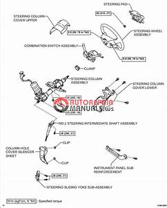 Free Download  Toyota Yaric Repair Manuals  Steering