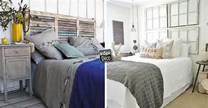Idee De Tete De Lit : t te de lit originale 20 id es d co pour vous inspirer ~ Teatrodelosmanantiales.com Idées de Décoration