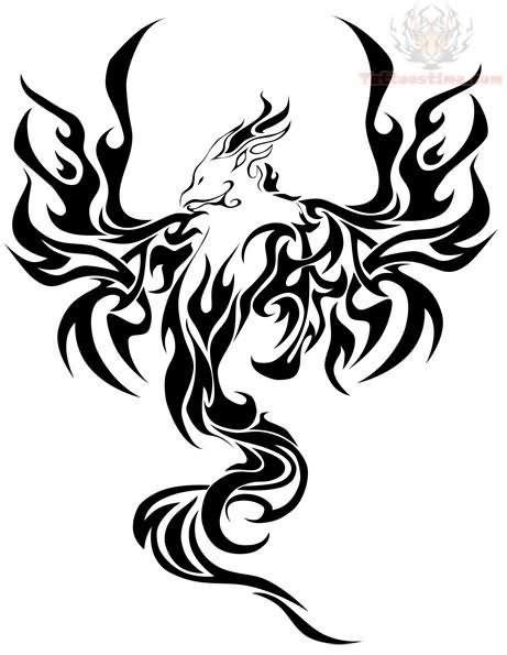 Tattoo Phoenix Rising From Flames: Tattoo Ideas Phoenix Bird Tattoos   Phoenix tattoo sleeve
