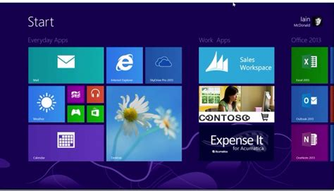 Customising Windows 8.1 Start Screen Layout With Group Policy