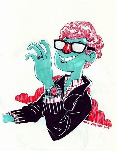 Professor Sketchbook Started Recent Drawing Mikelaughead