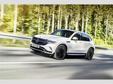 New Mercedes GLB SUV to feature allelectric EQ B version