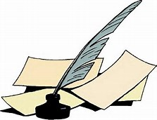 Image result for Free Clip Art Of Quill Pen