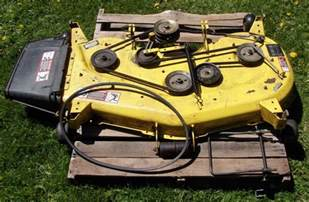 deere 345 mower car interior design