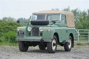 Land Rover Series 2 88 U0026quot  2 Litre 1958 Model