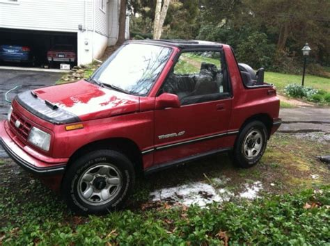 how make cars 1992 geo tracker transmission control 1992 geo tracker convertible classic geo other 1992 for sale