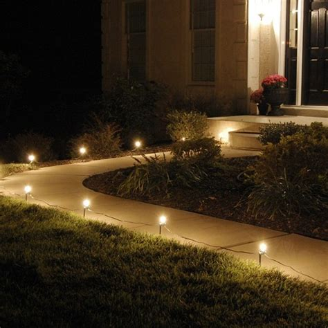 C7 Path Lights Clear 10 Ct Target