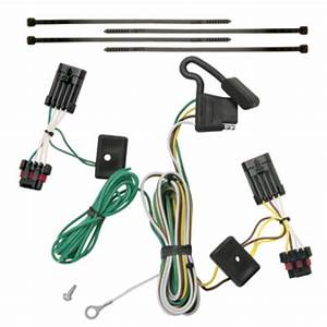 Trailer Wiring Harness Kit For 00
