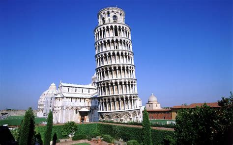 leaning tower of pisa italy world travel destinations