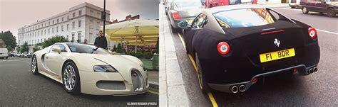 Luxury Cars, Custom Number Plates & Big Spenders