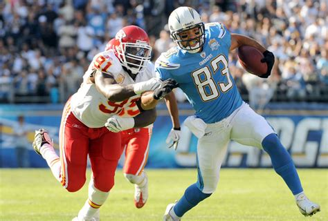 San Diego Chargers Free Agent Signings