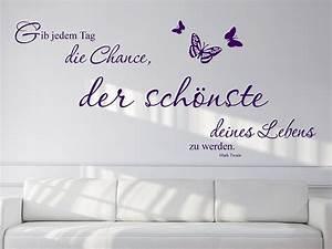 Der Schönste Tag : wandtattoo der sch nste tag des lebens wandtattoo de ~ Heinz-duthel.com Haus und Dekorationen
