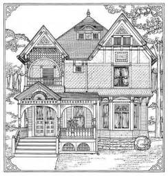 homes coloring pages for adults how to draw