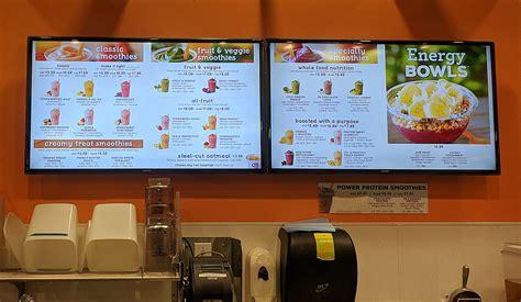 jamba juice menu   expect