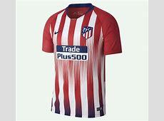 Atletico Madrid 2019 les nouveaux maillots audacieux de