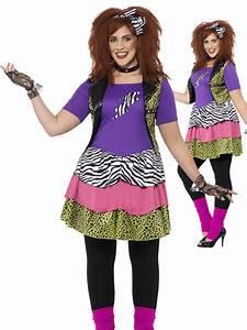 Adults 80s Rock Star Costume Mens Ladies Plus Size Fancy Dress Celebrity Outfit | eBay