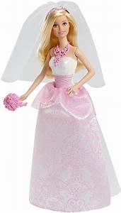Barbie Fairytale Bride Doll - Barbie Collectibles  Barbie