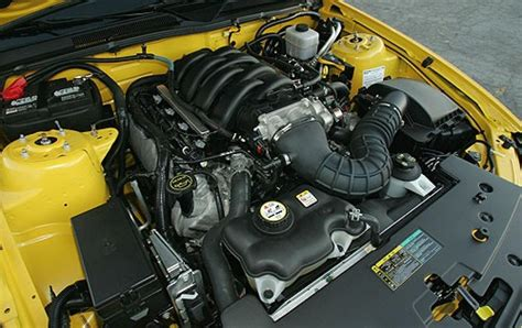 2005 Ford Gt Engine by 2005 Ford Mustang Information And Photos Zomb Drive