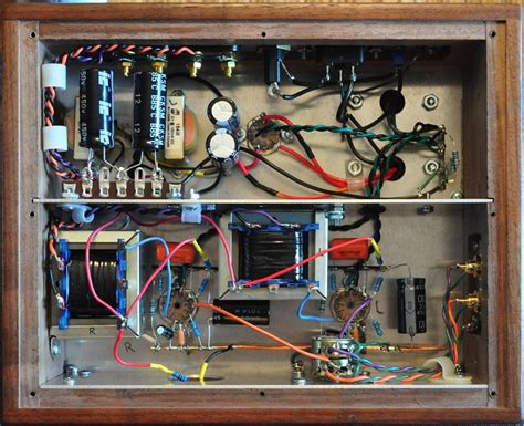 cy single ended  fi stereo amplifier