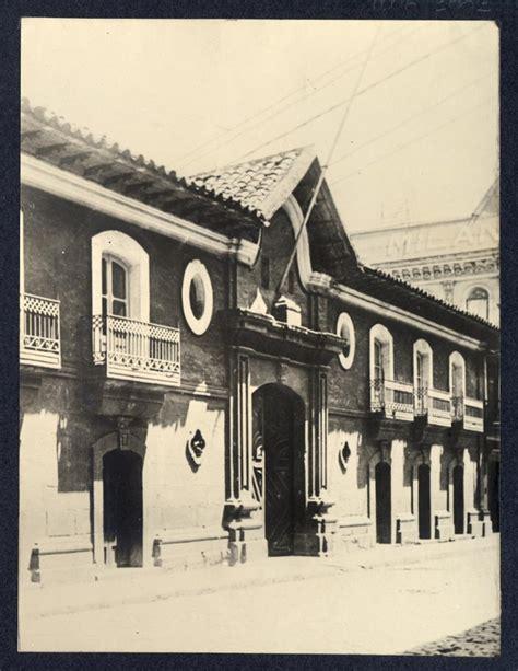 Archivo Visual de Santiago » Blog Archive » Casa Colorada ...