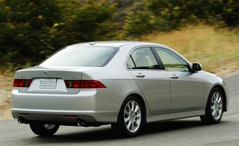 acura tsx car and driver
