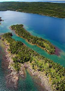 A View of Isle Royale, a photo from Michigan, Midwest ...