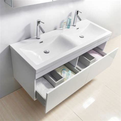 55 inch double sink vanity 55 inch double sink white bathroom vanity contemporary