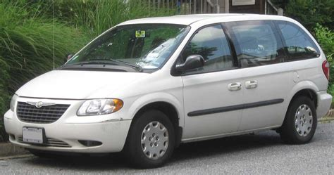 Chrysler Plymouth Voyager by Chrysler Voyager Tractor Construction Plant Wiki