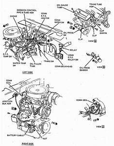 Chevy 2 8 Engine Diagram