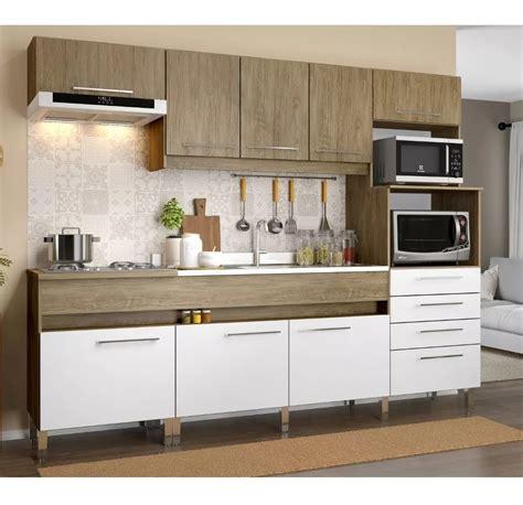 kit mueble cocina  puertas   cajones wood  fernapet  en mercado libre