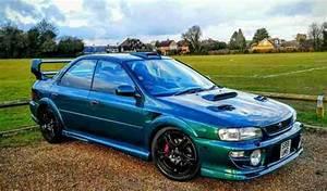 1997 Subaru Impreza Outback Sport Owners Manual