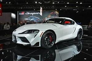 2020 Toyota Supra Sports Car Revealed At 2019 Detroit Auto