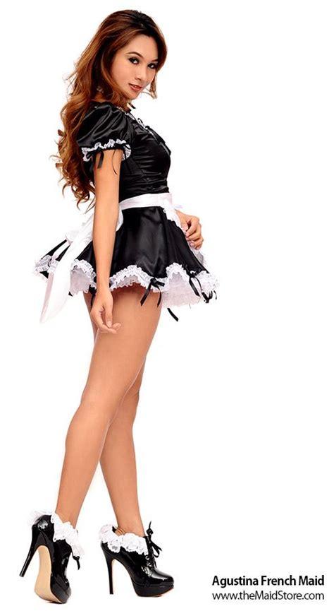 Agustina French maid Faire le ménage