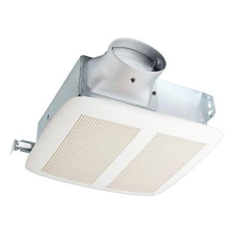 bathroom fan vent pipe nutone loprofile 80 cfm ceiling wall exhaust bath fan with