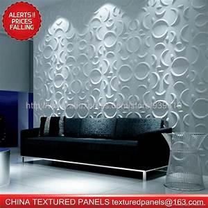 CTP 3d wall panel wallpaper plastic material fireproof ...