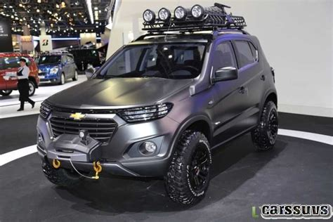 20182019 Chevrolet Niva 2016  A Brand New Suv  New Cars